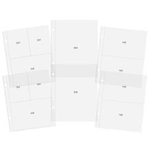 Simple Stories Pocket Pages 6X8 10/Pkg - 10439