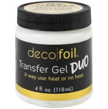 Deco Foil Transfer Gel DUO 118ml (4Fl Oz)