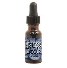 Tim Holtz Distress Ink Re-Inker 14ml -Chipped Sapphire