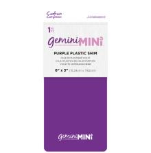 Gemini Mini Accessories Plastic Shim Purple