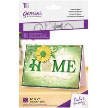 Gemini Cut and Emboss Folder - Classic Home